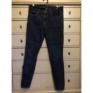 Dark Denim GAP Skinny Jegging Jeans